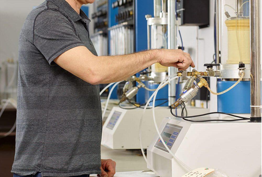 Advanced Geotechnical Laboratory Testing
