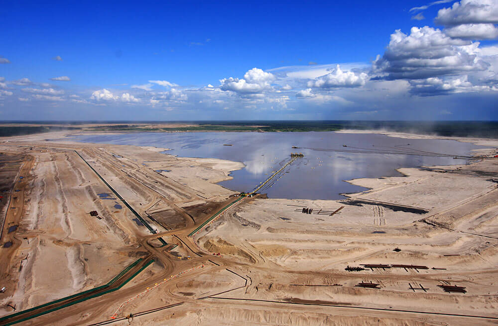Water Retention and Tailings Dams