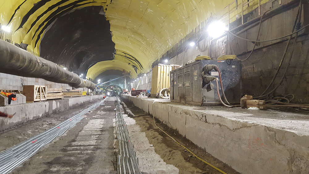 Tunnelling and Trenchless Technology